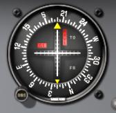 Nav1の周波数の設定をロータリーエンコーダで行う
